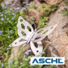 Schmetterling klein, fliegend