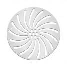 Abdeckung für ES Ø212 Spiralschlitz Sanitär V4A