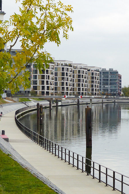 Hafeninsel Offenbach