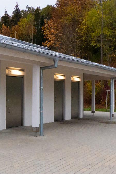 Parkplatz-WC Geyern