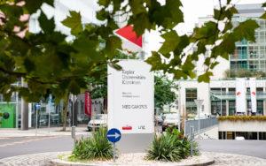 Med Campus I des Kepler Universitätsklinikums Linz