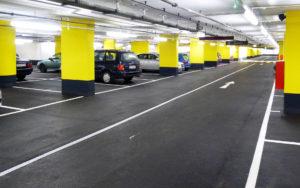 SECURIN Parkdeckrinne