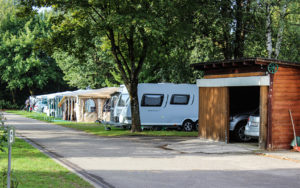 Campingplatz Pichlinger See