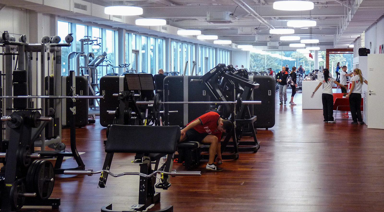 Fitnesscenter One
