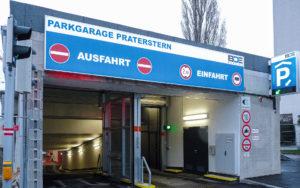 Parkgarage Praterstern