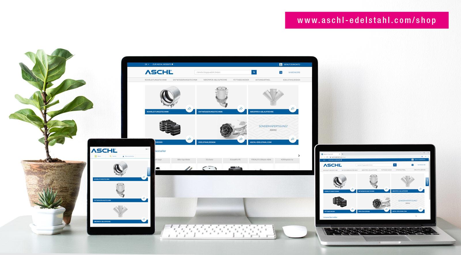 WebShop ASCHL