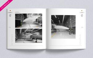 ASCHL Referenzbuch - Lärmschutzhalle